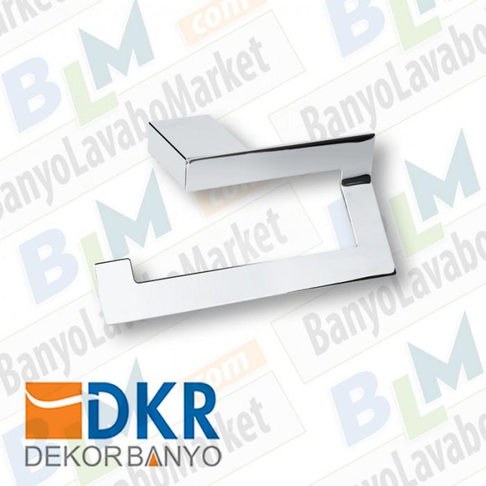 Kağıtlık Dekor SS-304 - Krom
