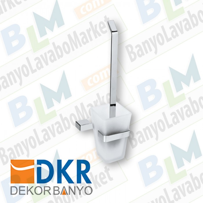 Tuvalet Fırçası SS-304 - Krom