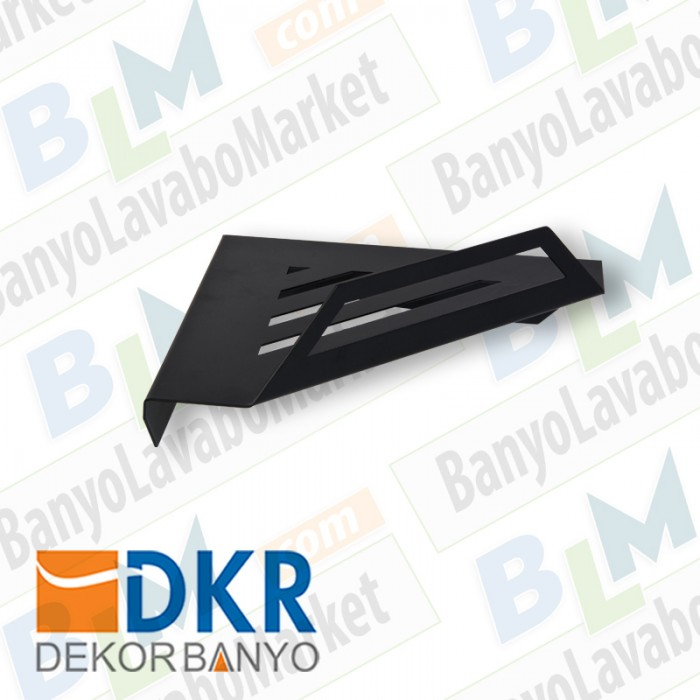 Süngerlik Dekor SS-304 - Siyah