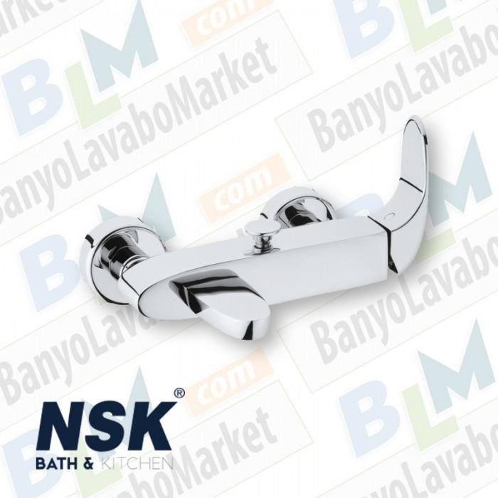 Banyo Bataryası NSK Lisera - Krom